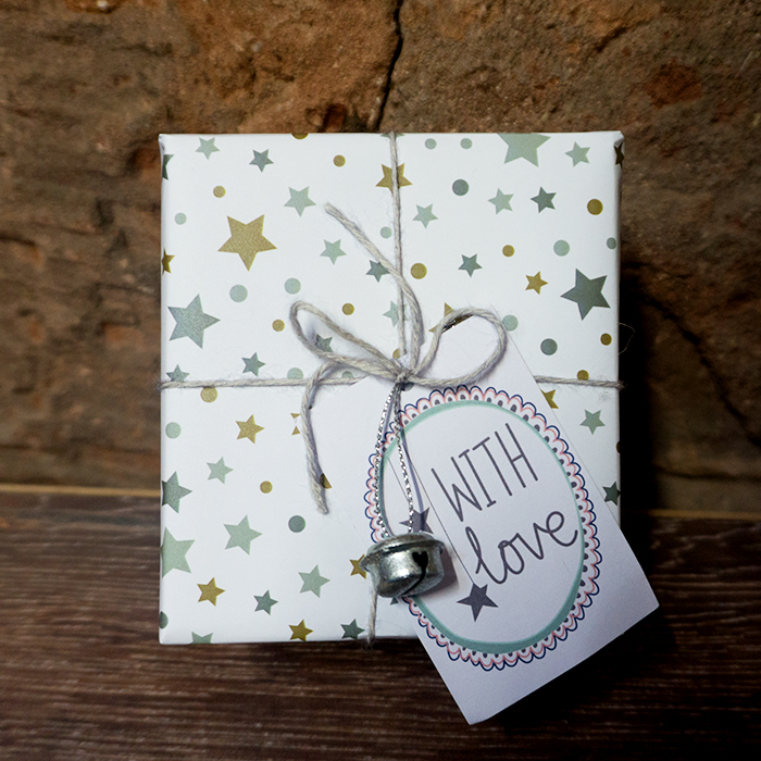 Gift Wrap – Stars