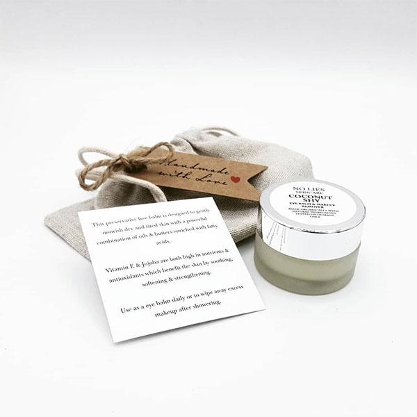 Coconut Shy – Eye Balm & Makeup Remover