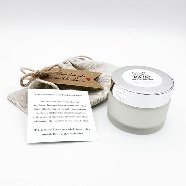 Whipped Butter – Whole Body Repair
