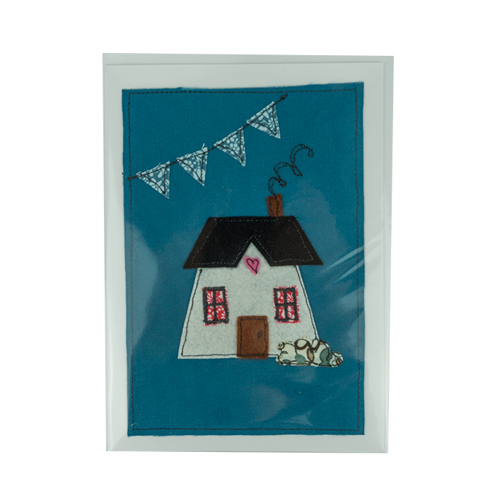 New House Celebration Card