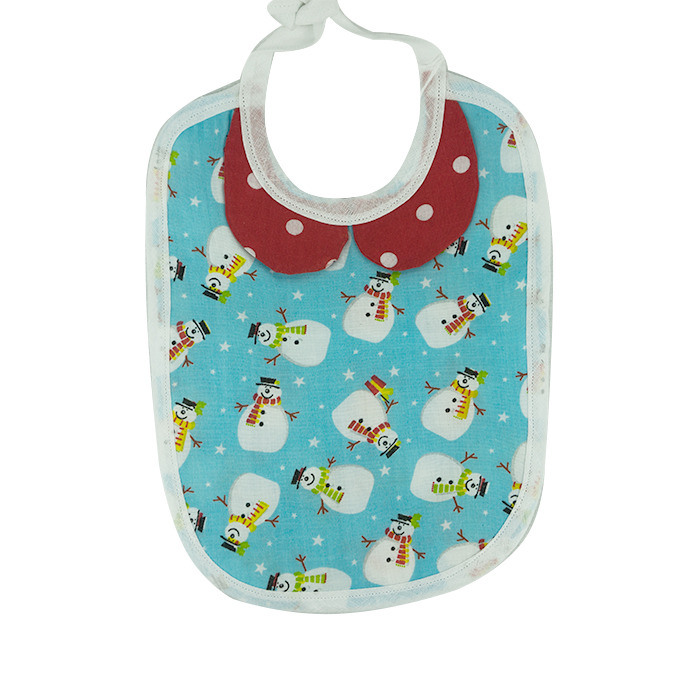 Christmas Baby / Toddler Bib