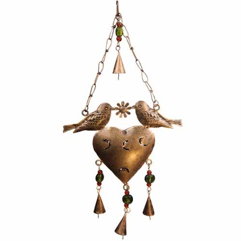 Bell Chime Heart