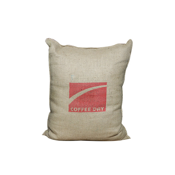 Coffee Sack Large Cushion