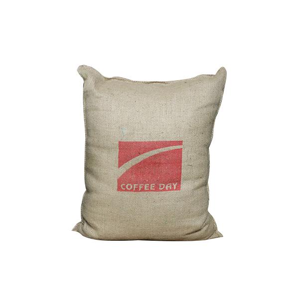 Coffee Sack Large Cushion