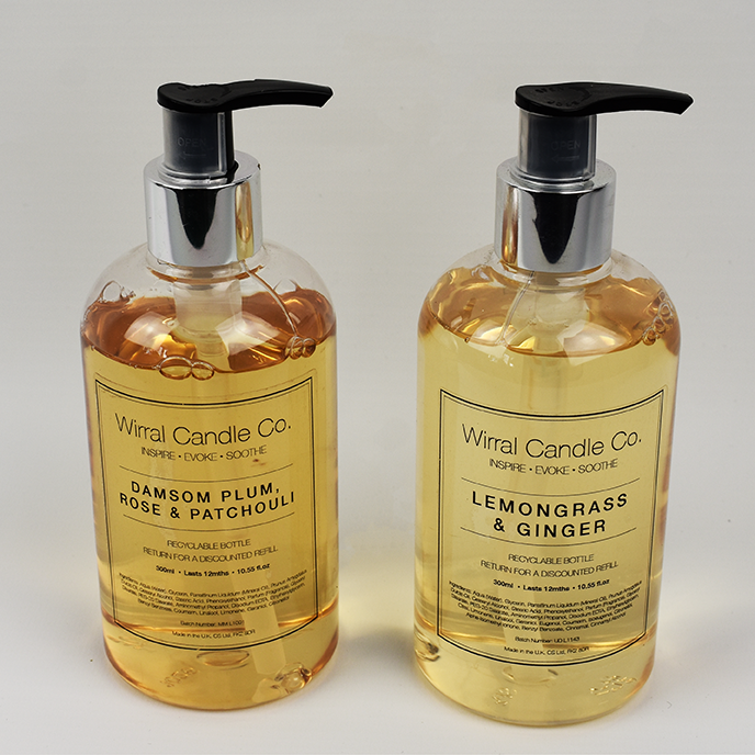 Luxury Liquid Hand Wash