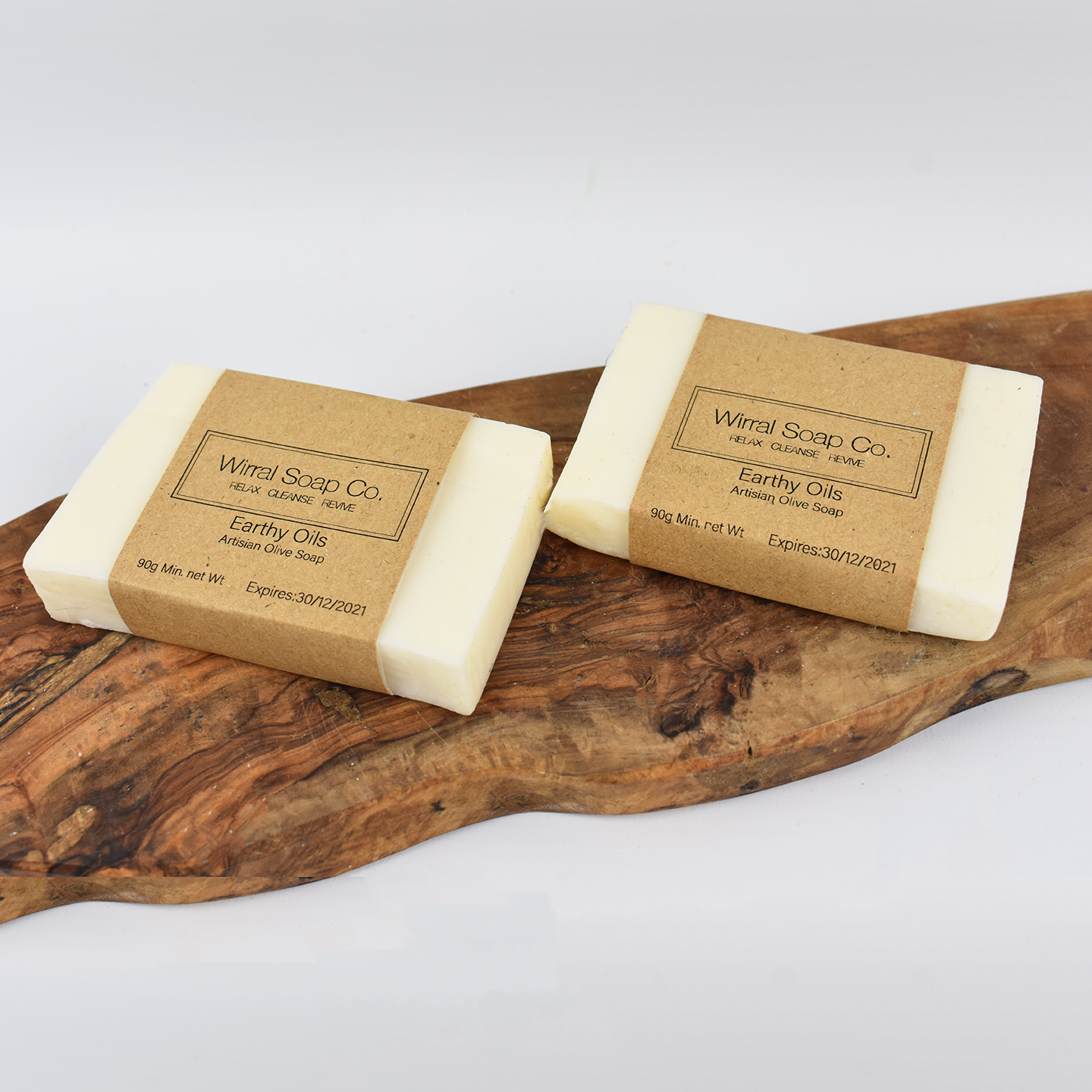 'Double Butter' Luxury Hand Crafted Soaps