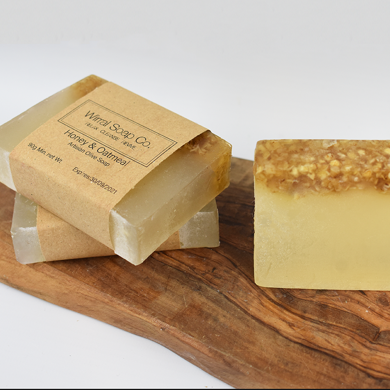 'Wild & Natural' Hand Crafted Soaps