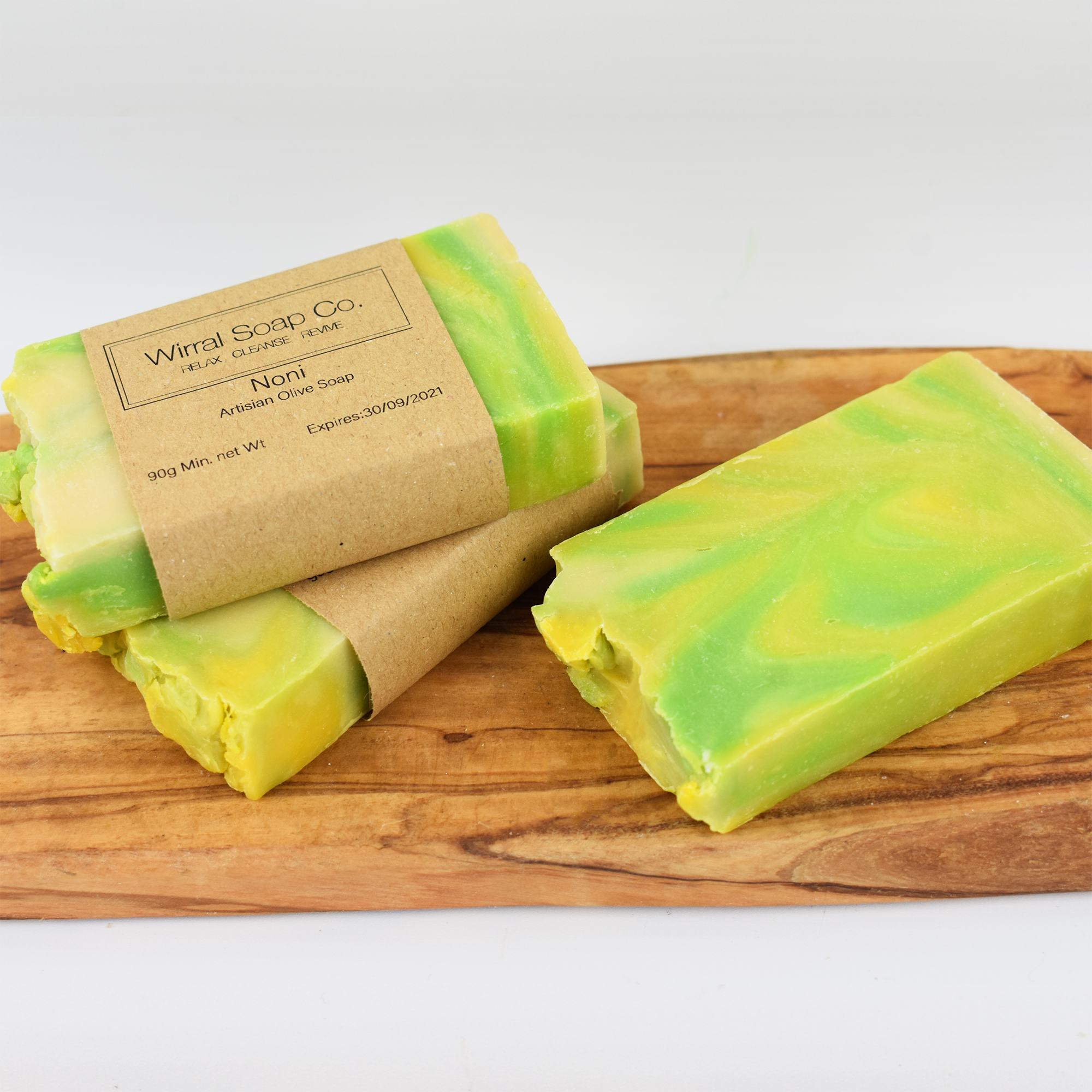 'Artisan Olive Oil' Cold Pressed Soaps