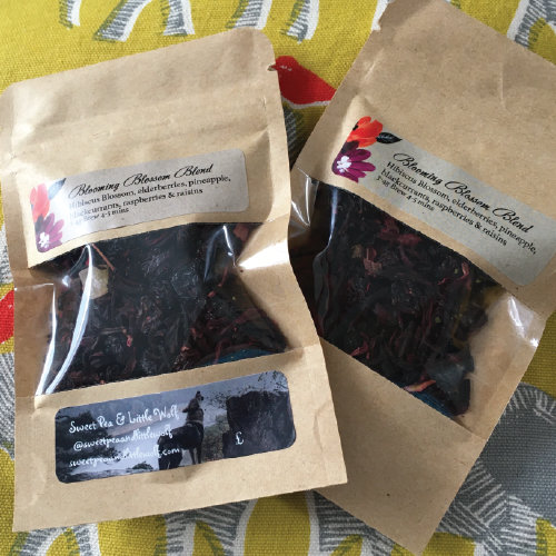 Loose Tea Travel Packs