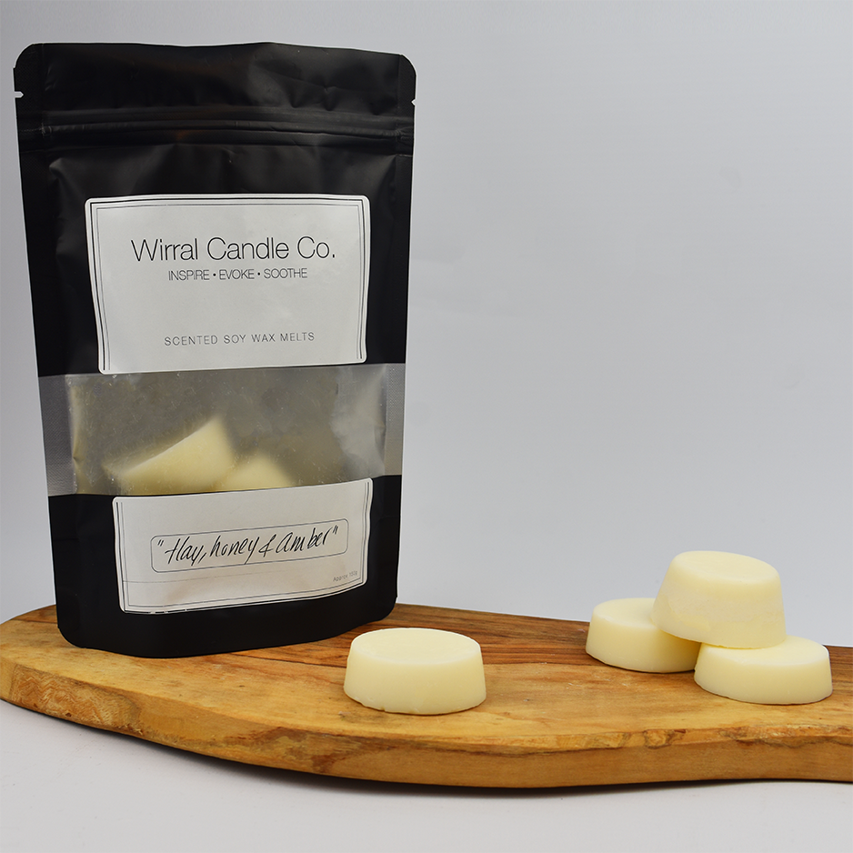 Luxury Scented Soy Melts