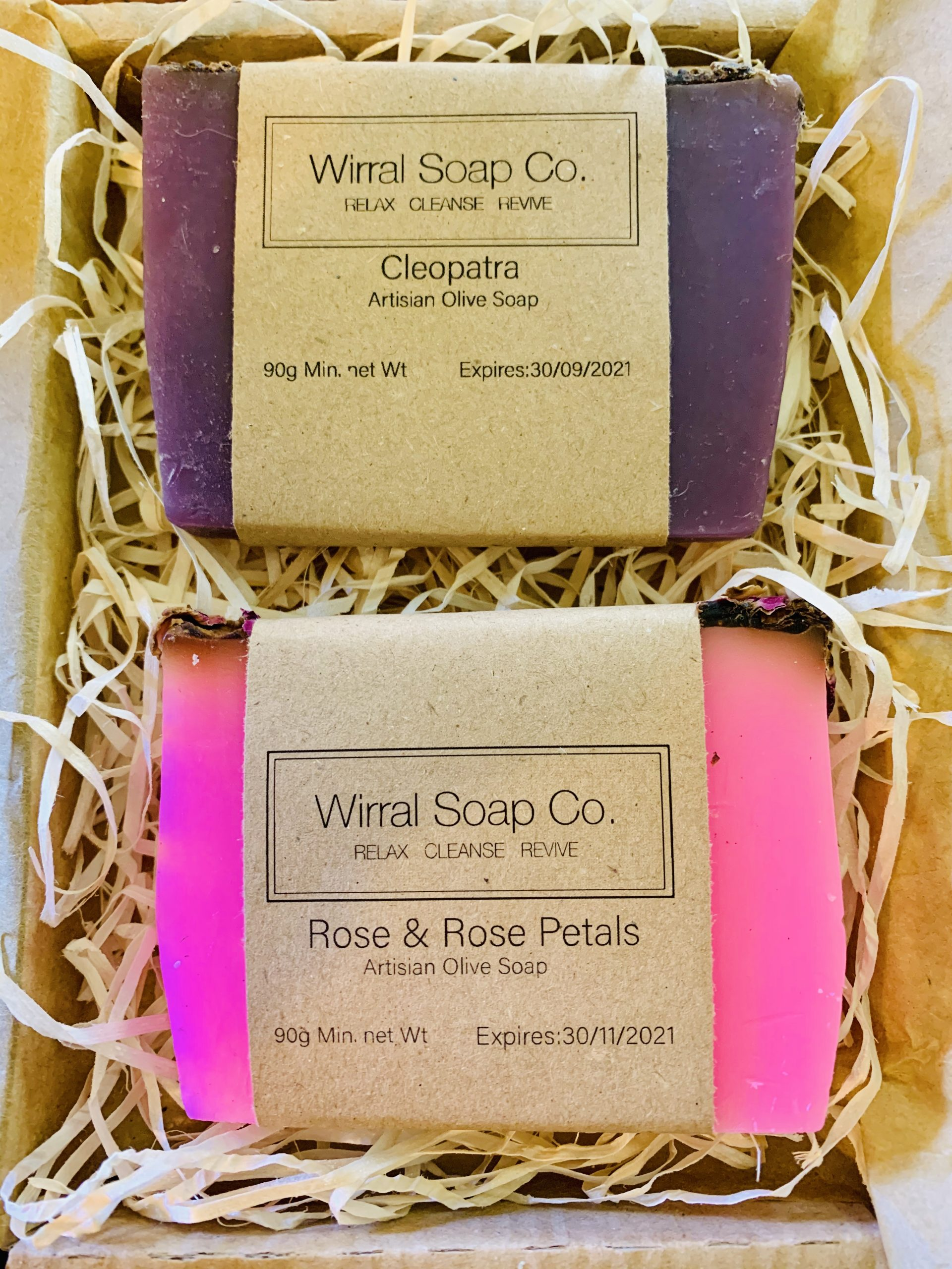 Soap Sampler Duo