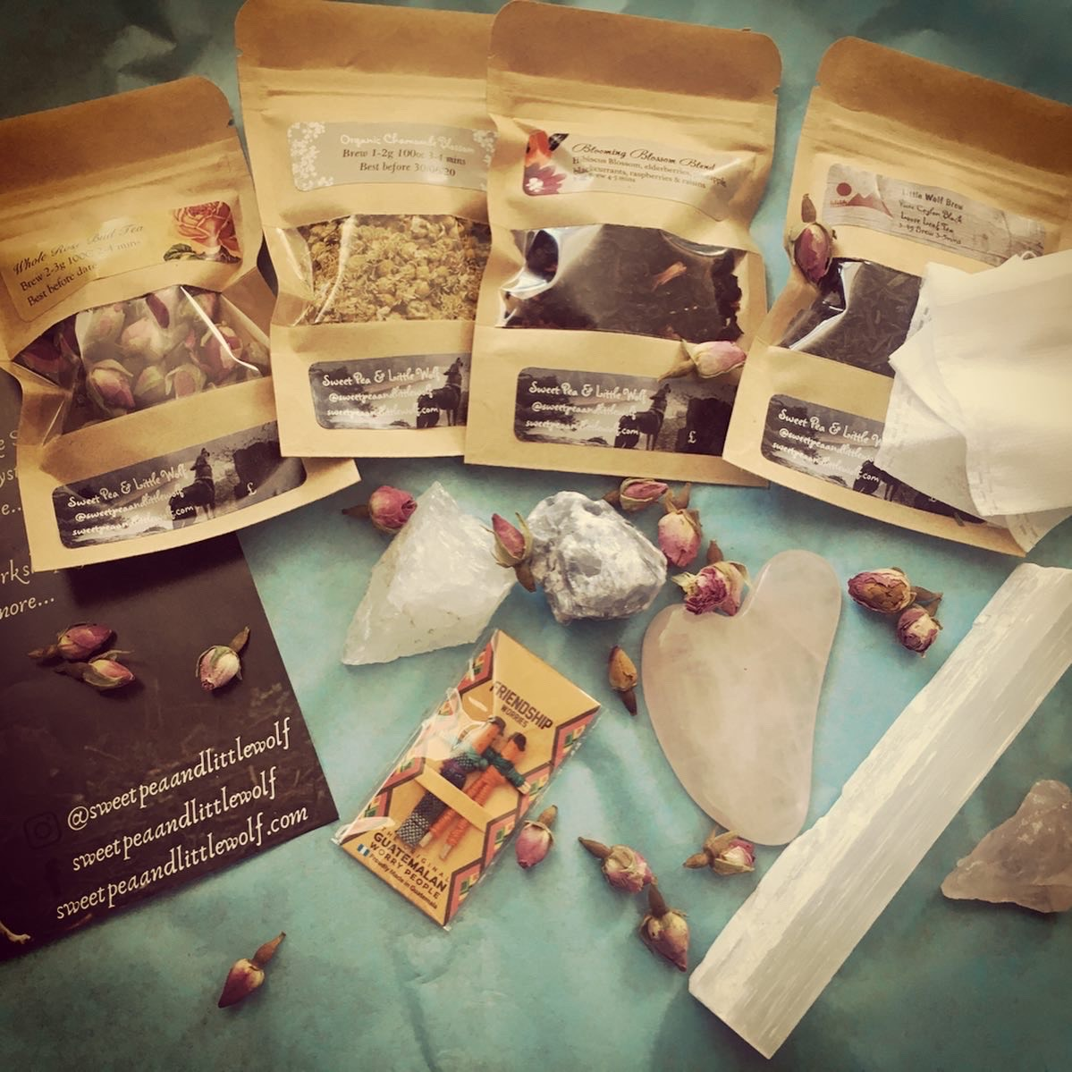 Sweet Pea & Little Wolf Apothecary Gift Pack