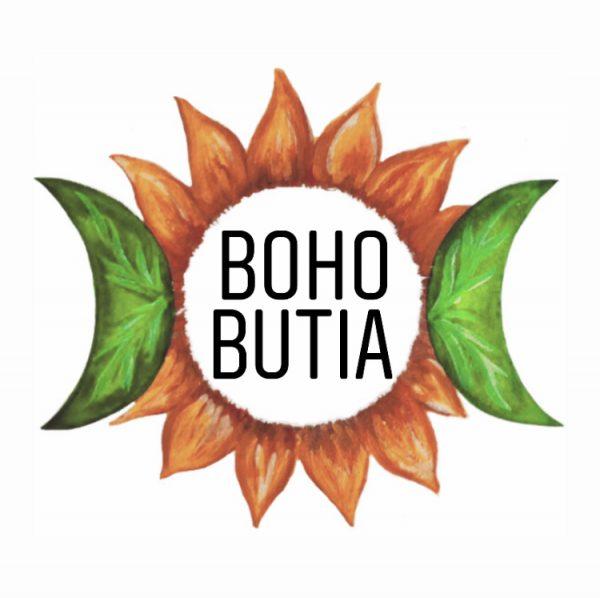 Boho Butia Logo