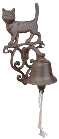 Cast Iron Doorbell – Dog Or Cat Options