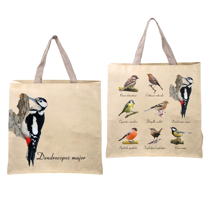 Bird Shopping Bag