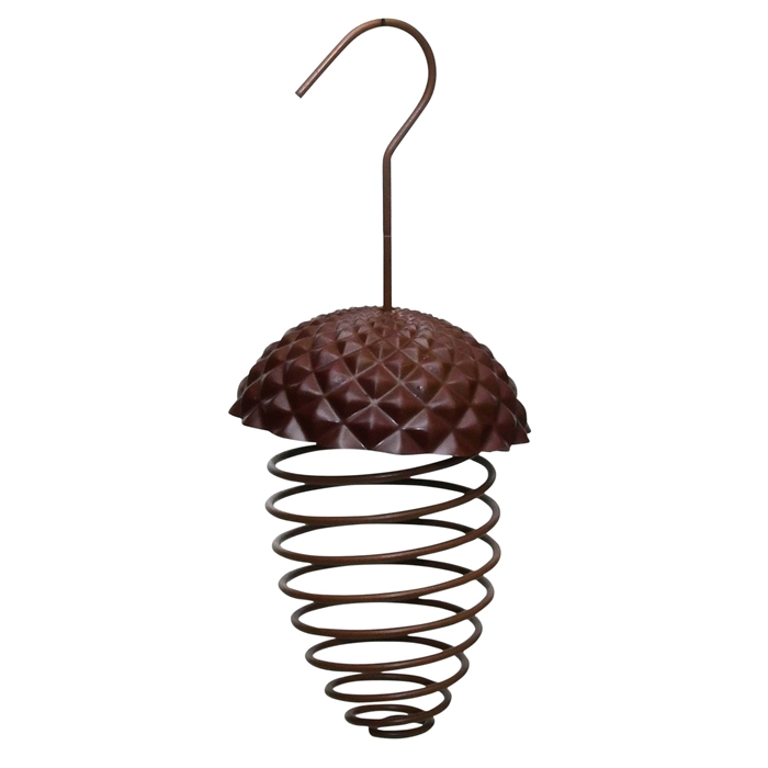Bird Feeder In Shape Of An Acorn