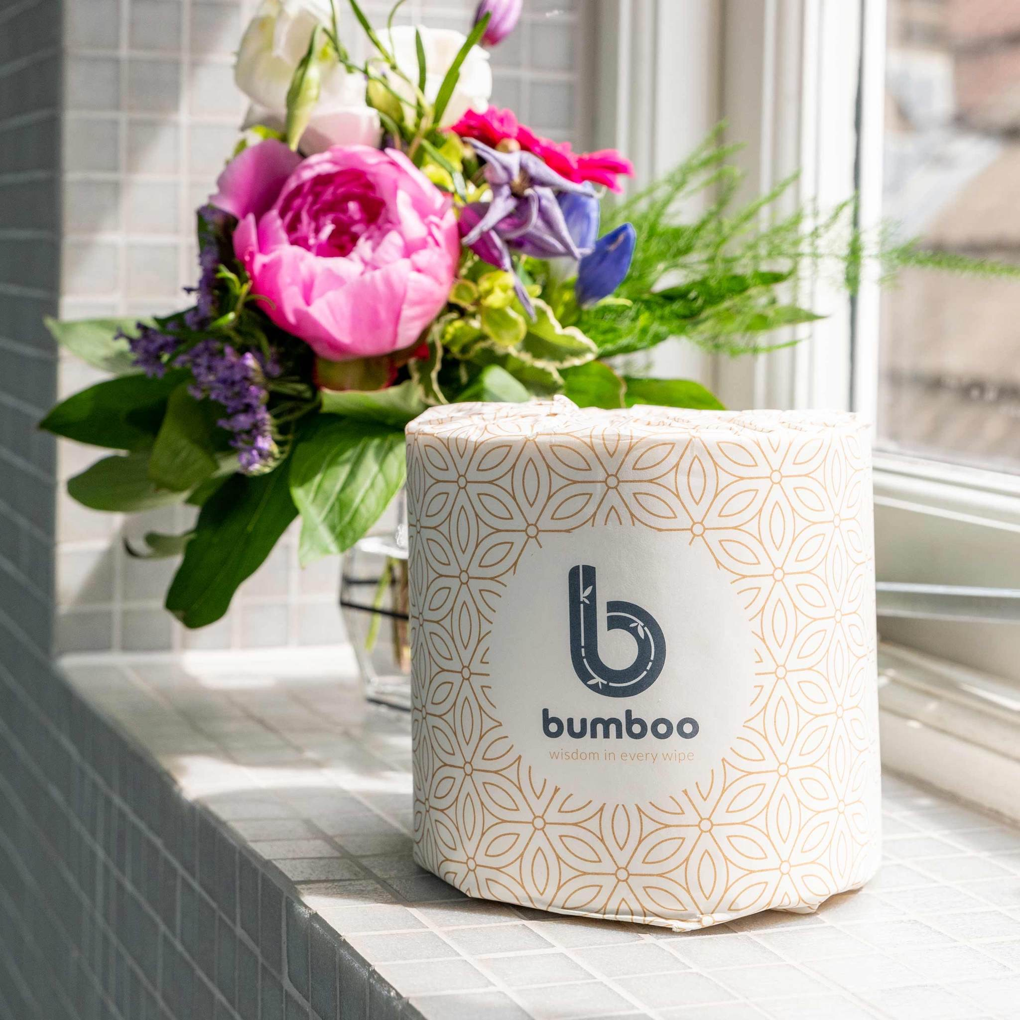 Bumboo Toilet Roll – 'Wisdom In Every Wipe!'