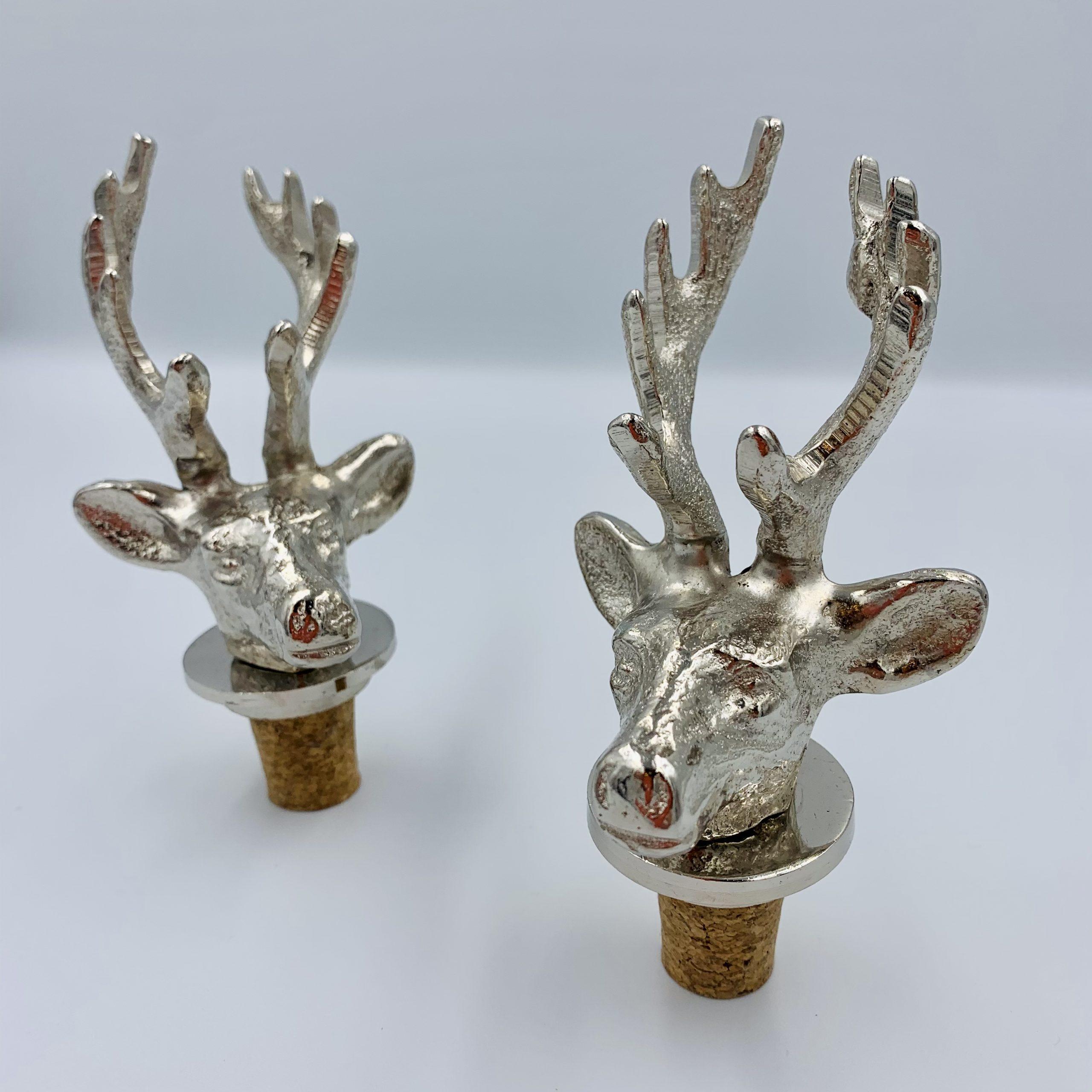 Deer Bottle Stoppers