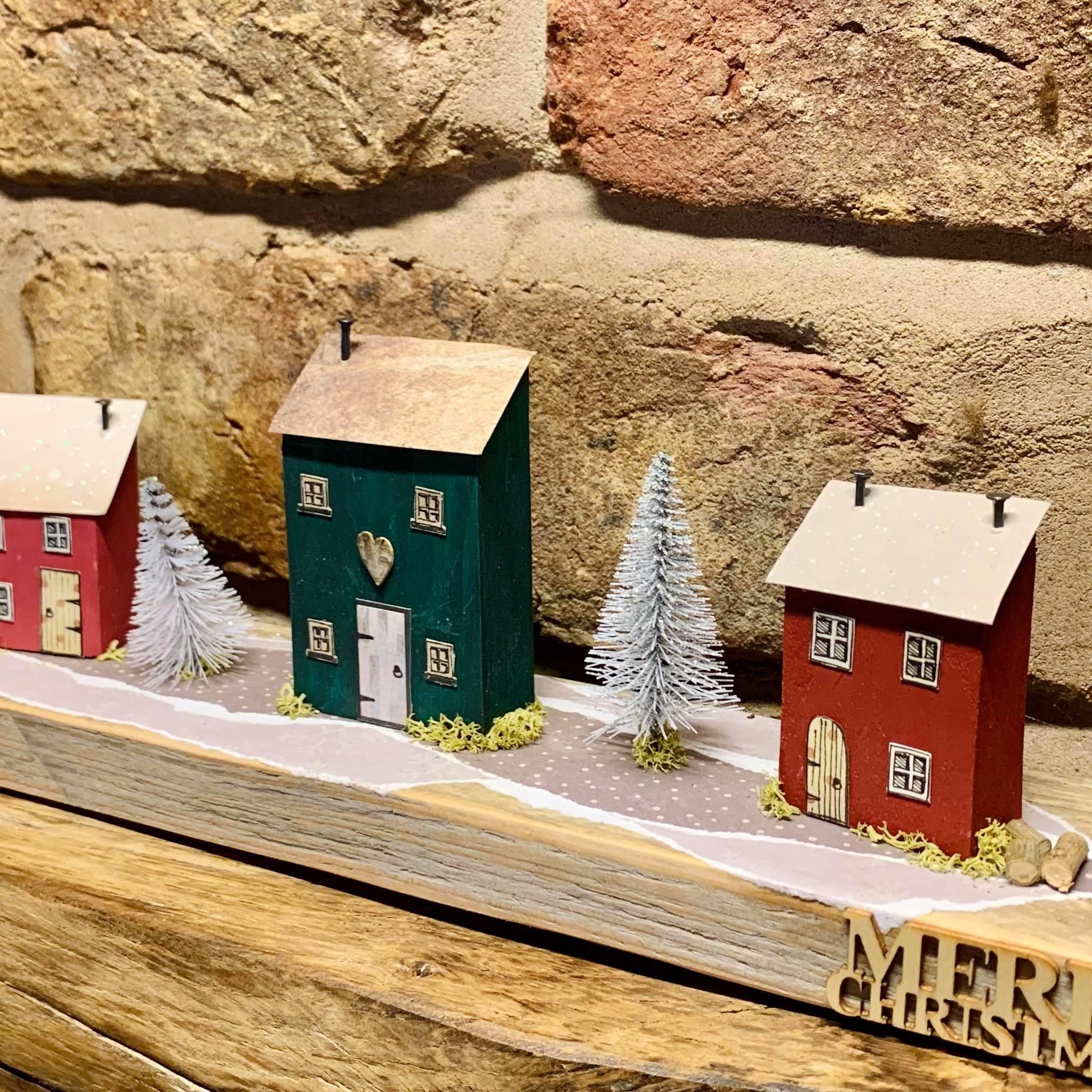 Festive Houses