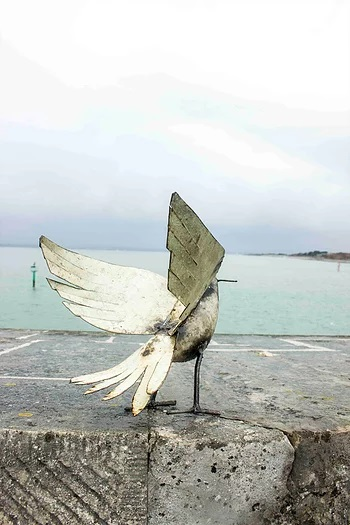 Dove Of Peace Sculpture