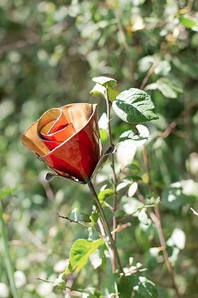 Rose- Garden Stake