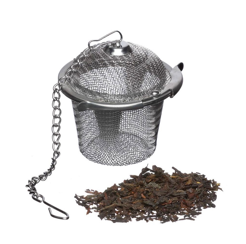 Tea Basket – Stainless Steel Loose Leaf Tea Infuser