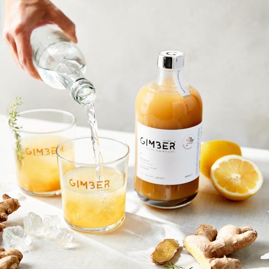 Gimber | Organic Alcohol Free Drink